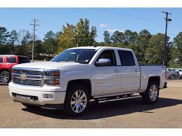All Chevy chevy 1500 high country : 2014 Chevrolet Silverado 1500 High Country Kosciusko MS 20967031