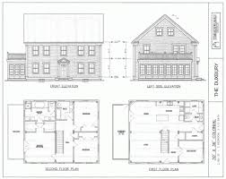a frame colonial house plans with post 1959 post and beam house plan medium