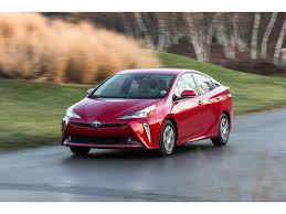 Toyota Prius Comparison Chart 2020 Toyota Prius Prices Reviews And Pictures U S News