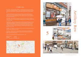 Marks Design Belfast Closed Brochure Design For London Property Developers Belfast