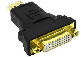 <b>Аксессуар HDMI 19M</b> to DVI-I 29F EHDMI19m-DVI29f - Агрономоff