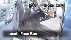 interior fuse box location 1997 2001 jeep cherokee 2000 jeep locate interior fuse box and remove cover