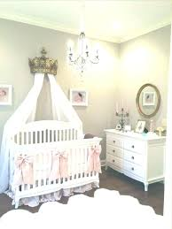 Baby Girl Room Chandelier New Decorating
