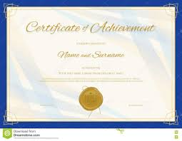 Microsoft Powerpoint Certificate Template 025 Certificate Of Achievement Template Word Doc Microsoft