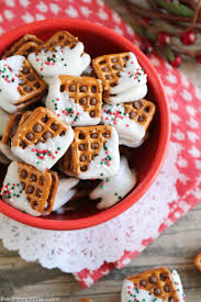 rolo pretzel sandwiches 5 gift excelent easy treats to make for gifts picture inspirations