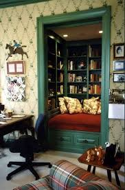 home library lighting. Get Small Home Library With Built In Seat And Recessed Lighting Picture