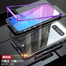 <b>New Upgrade</b> 2 Generation <b>Magnetic</b> Adsorption <b>Case</b> Metal ...