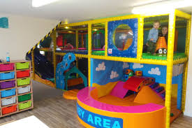 Baby Play Area Kings Of The Castle Soft Play Facility