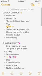 Goldenour Captions Captionsforpictures Tips Instagram Picture
