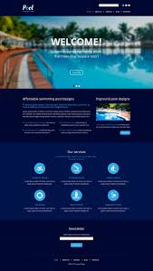 Pool Cleaning Wp Theme