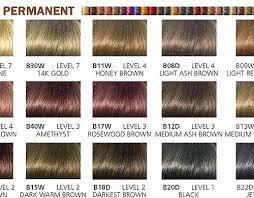 Color Charm Demi Permanent Hair Color Chart Wella Demi Permanent Hair Color Inspirational Wella Color