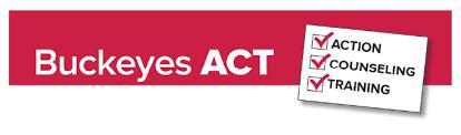 Buckeyes Act The Ohio State University