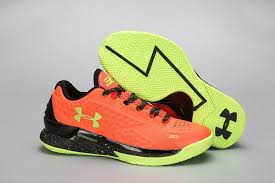 under armour shoes stephen curry orange. under armour ua curry one men\u0027s low basketball shoes orange/lime/black stephen orange u