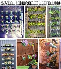 urban gardening ideas garden uk