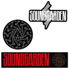 Resultado de imagen de soundgarden logo