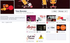 facebook pages can have up to 12 tabs and apps