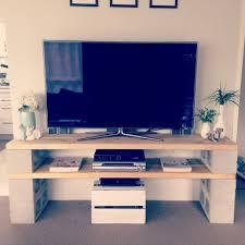 cinderblock furniture. Perfect Furniture 1024  In 75 Creative DIY Cinder Block Furniture To Cinderblock