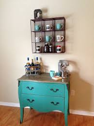 coffee bar for office. coffee bar the u0027baru0027 a dresser from consignment shop in tampa for office f