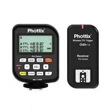 <b>Радиосинхронизатор Phottix Odin</b> TTL Canon v1 5 Transmitter ...
