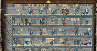 Special Chart Fallout 4 Fallout 4 List Of Perks Pwner