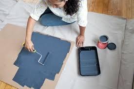 Parete Lavagna Fai Da Te : Pittura lavagna e magnetica verniciare come utilizzare la