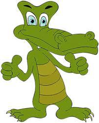 Image result for alligator clipart
