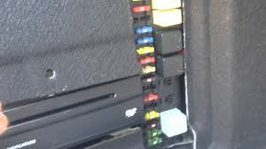 mercedes benz w211 e500 fuse box locations and chart diagram youtube Car Fuse Box at 2003 S430 Headlight Fuse Box Location