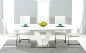 dining chairs white high gloss dining chairs high gloss dining table sets great furniture trading