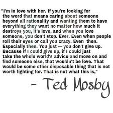 Himym Love Quotes Inspiration How I Met Your Mother �� On We Heart It