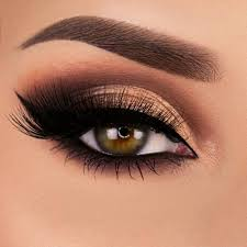 the perfect smokey eye makeup for your eye shape