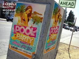 sexy pool party flyer template flyerheroes sexy pool party flyer template