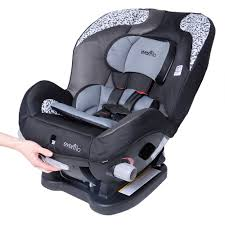 roll over image to zoom larger image evenflo triumph lx convertible car seat fischer evenflo babies r us
