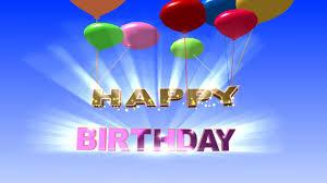 Happy Birthday Background Images Happy Birthday Background Video Animation Hd Youtube