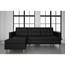 Concept Convertible Sectional Sofa Bed Reversible Sleeper For Design