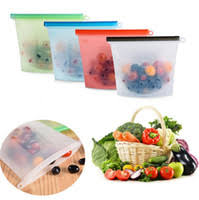 Wholesale <b>Silicone Food Storage</b> Bags for Resale - Group Buy ...