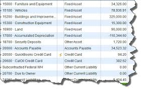 Quickbooks Online Add Chart Of Accounts How To Add An Account To Your Chart Of Accounts Experts In