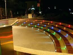led landscape lighting kits home depot low voltage kichler colored