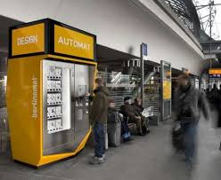 Innovative Vending Machines Cool 48 Vending Machine Innovations