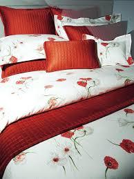poppy duvet cover red poppy duvet cover and curtains