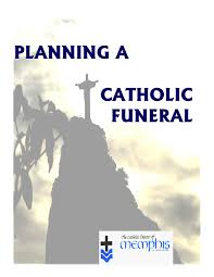 funeral mass program free catholic funeral mass program templates at