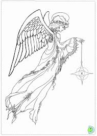 christmas angel coloring pages   kids coloringangel coloring page  christmas angel colouring page  dinokids