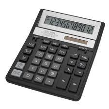 <b>Калькулятор Citizen SDC</b>-<b>888XBK настольный</b> - цена, купить в ...