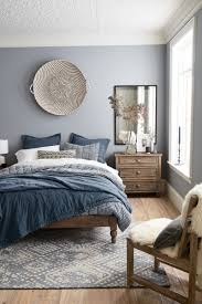 Grey and blue bedroom Bed Opener Image Dream Bedroom Blue Master Bedroom Blue Bedroom Decor Blue Gray Bedroom Pinterest This New Small Spaces Pottery Barn Collection Is Just What Your Tiny