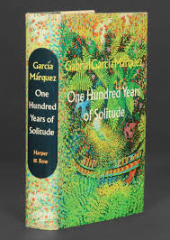 one hundred years of solitude gabriel garcia marquez st edition one