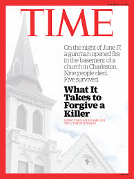 Time Magazine Charleston Shooting Cover Story