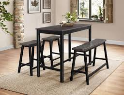 table 2 chairs and bench. homelegance 5578-32 4pc sophie counter height set w/ table, 2 chairs, table chairs and bench