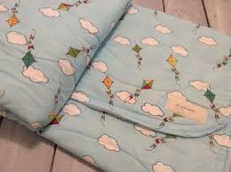 161 best Handmade baby quilts images on Pinterest | Modern baby ... & Baby quilt, gender neutral baby quilt, handmade baby quilt, Minky quilt,  kite Adamdwight.com