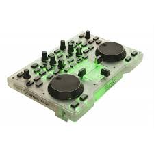 Hercules Djcontrol Glow Controller With Led Light And Glow Effects Hercules Dj Control Glow