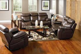 Leather Sectional Living Room Furniture Dylan Leather Sectional Living Room Furniture Collection Reclining