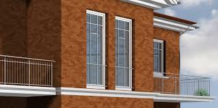 Brüstungsgeländer Für Fenster Und Französische Balkone Aus Edelstahl